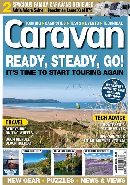 CARAVAN AUGUST 2020 ISSUE