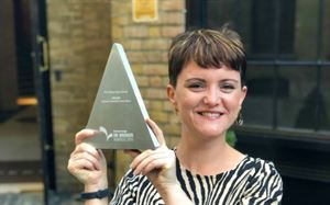 Caravan Guard scoops customer service award