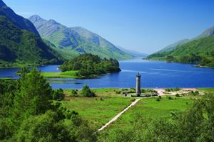 Glenfinnan - Courtesy of Visit Britain