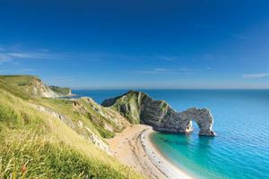Durdle Door is near to the residential park