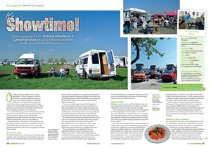 CAMPERVAN APRIL 2019