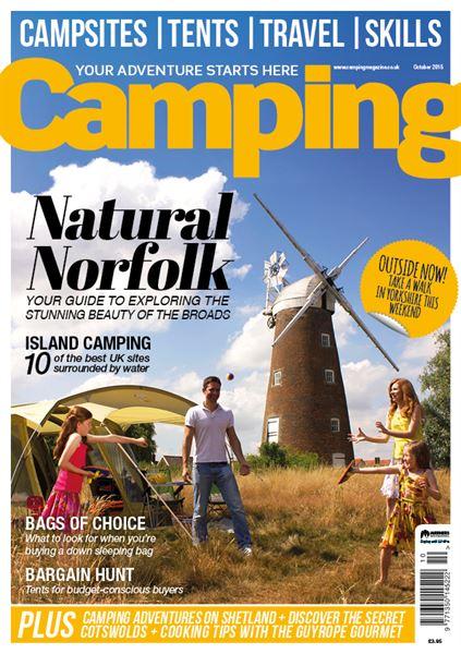 Camping October 2015