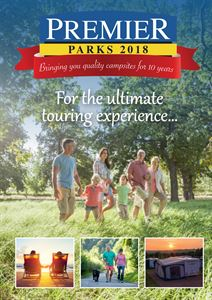 Premier Parks 2018 brochure