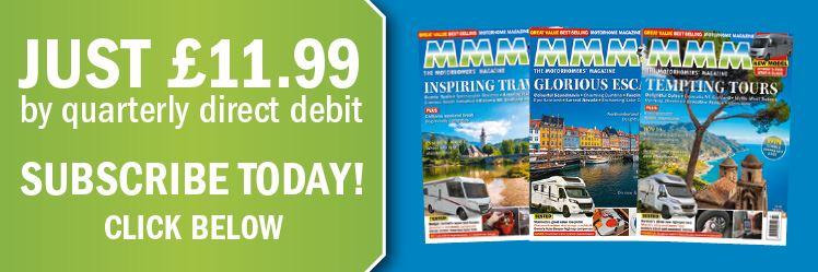 MMM The Motorhomers' Magazine