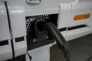 Knaus E.Power Drive electric motorhome (photo courtesy Knaus Tabbert)