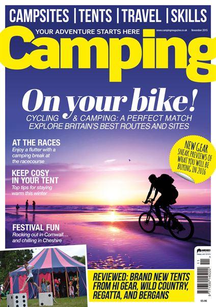 Camping november