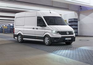 Latest VW Crafter