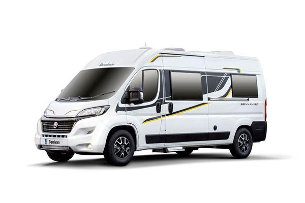 The Benivan 120 campervan