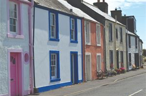 Houses in the Isle of Whithorn