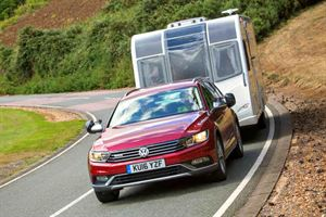 Towcar of the Month: Passat Estate **Alltrack 2.0TDi 4Motion 150