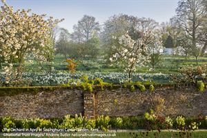 The National Trust's Sissinghurst Castle Garden