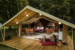 Ready Camp tent