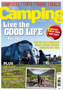 October issue of Camping