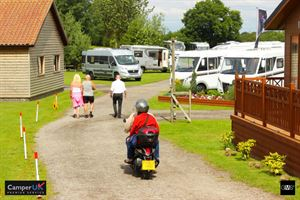 Camper UK's Spring Open Weekend dates have been announced