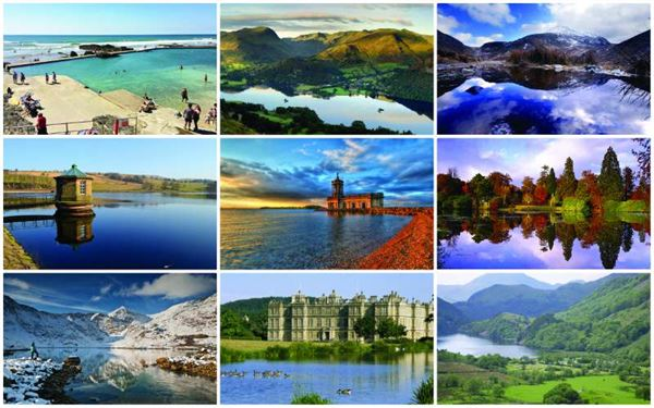 Caravan touring: 15 great British lakes to visit