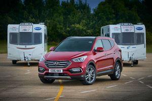Towcar: Hyundai Santa Fe 2.2 Premium SE