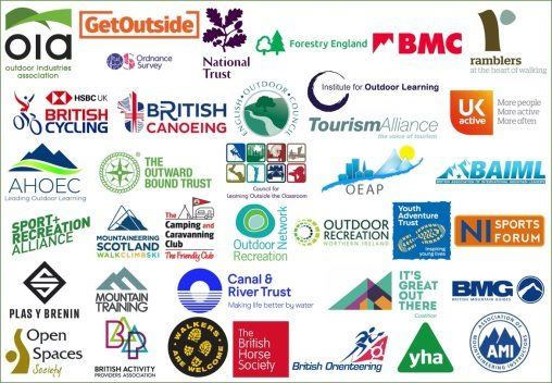 Thirty-five leading outdoor activity, tourism, nature, heath and rescue organisations have come together