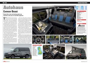 WHAT MOTORHOME MARCH 2020