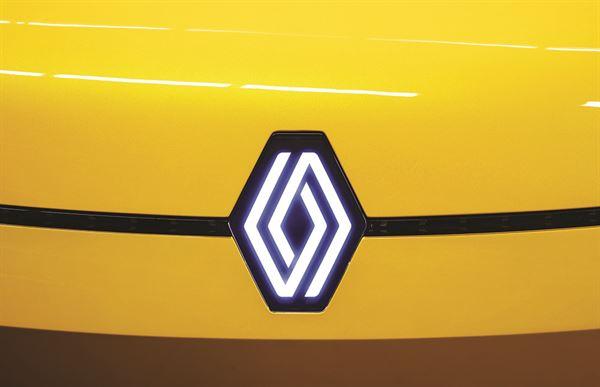 Renault reveals new logo