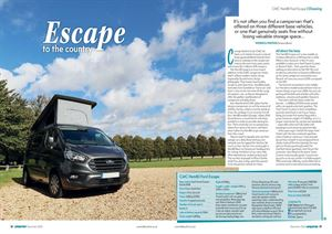 CAMPERVAN DECEMBER 2020 ISSUE