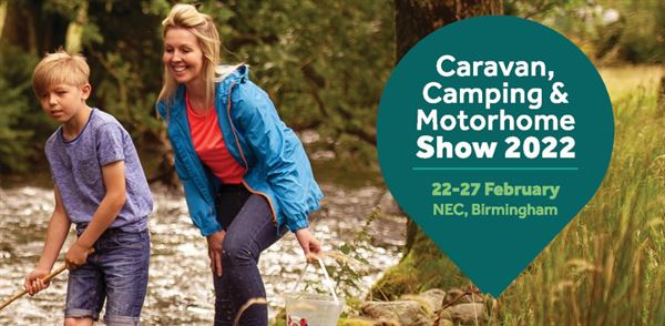 The Caravan, Camping and Motorhome Show - due to take place from February 23-28, 2021, at the NEC in Birmingham - will be postponed until 2022