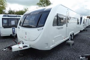 Swift Coastline Design Edition Q4 EB Super (Highbridge Caravans)