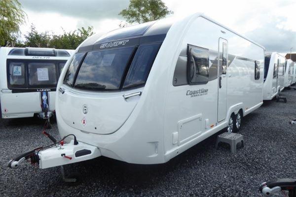 Swift Coastline Design Edition Q4 EB Super (Highbridge Caravans)