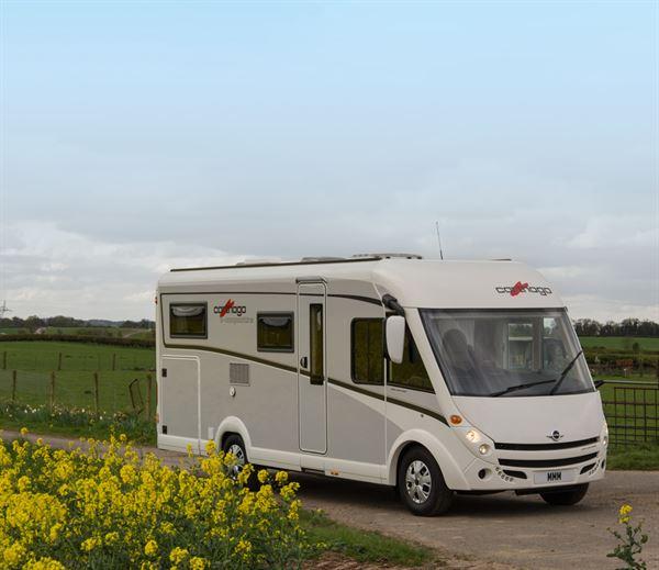927017cd78 Motorhome review  Carthago C-Compactline I 143 - Reviews ...