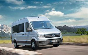 The new Westfalia Sven Hedin campervan