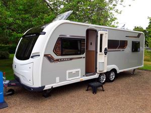 The new Coachman Laser 650