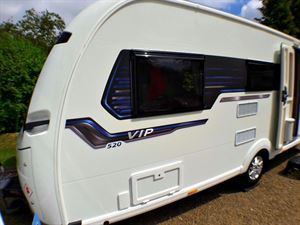 The Coachman VIP 520