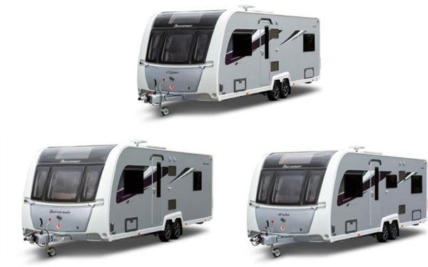 2019 Buccaneer caravans