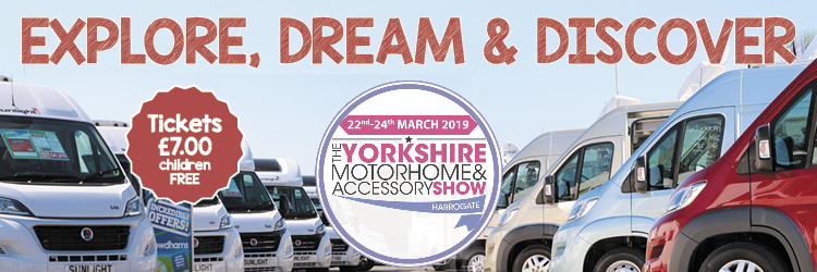 The Yorkshire Motorhome Show