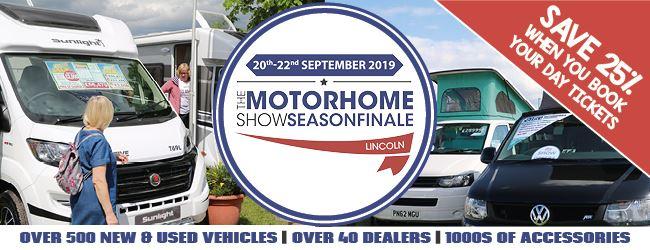 The Motorhome Show Season Finale - Lincoln