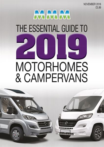 7fbe3ddb87 FREE guide to 2019 motorhomes and campervans! - Motorhome News ...