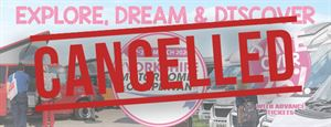 The Yorkshire Motorhome & Campervan Show cancelled