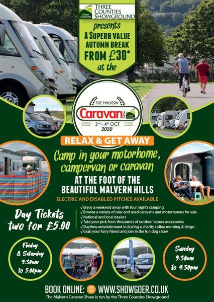 The Malvern Caravan Show 2020