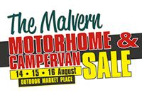 The Malvern Motorhome & Campervan Sale