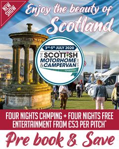 The Scottish Motorhome & Campervan Show 2020