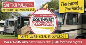 The South West Motorhome & Campervan Sale