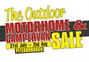The Outdoor Motorhome & Campervan Sale