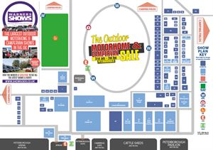Exhibition Show Plan
