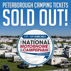 Camping sold out