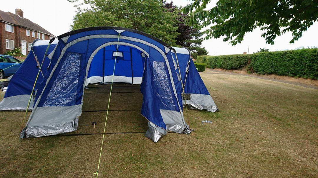 Skandika Nimbus Family Tent