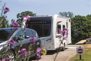 So, you've arrived at your chosen campsite – the next step is to set up your caravan on your pitch.