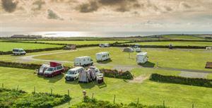 Sennen Cove campsite