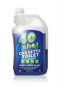 40 SHOT CASSETTE