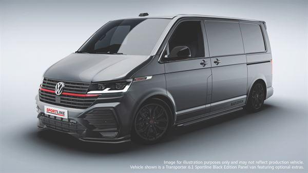 The VW Sportline campervan
