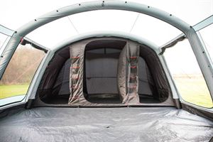 Inside the Wild Country Zonda 8EP tent