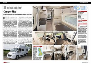 WHAT MOTORHOME APRIL 2020 ISSUE
